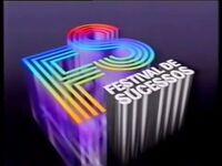 Festival de Sucessos 1990