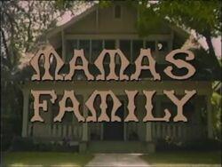 Mamas Family 1986