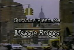 Suzanne Pleshette Is Maggie Briggs