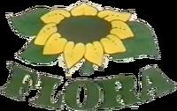 Flora logo 1983