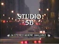 Studio 5b