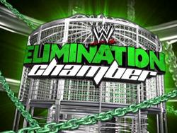 5950 - elimination chamber logo wwe
