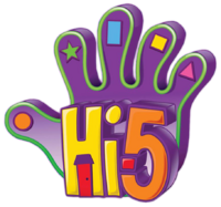 Hi-5 house logo official
