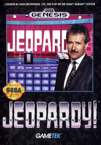 Jeopardy! (Sega Genesis)