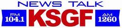 KSGF FM 104.1 AM 1260