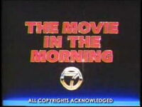 WABC Morning Movie (1982)