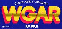 WGAR FM 99.5