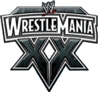 WrestleManiaXX