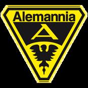 Alemannia Aachen logo (1996-1997)