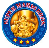 Emblem Artwork - Super Mario All-Stars Limited Edition