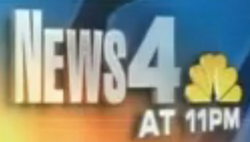 News 4 at 11 old