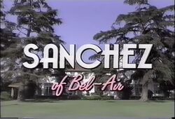 Sanchez of Bel-Air Intertitle