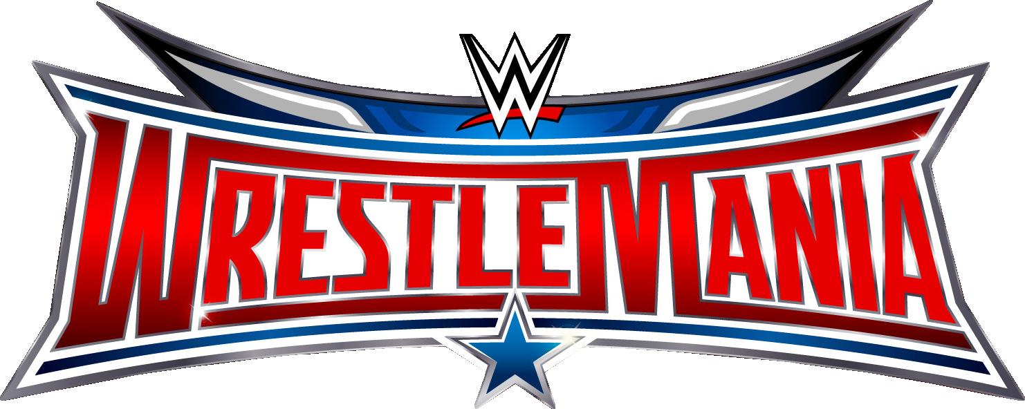 Resultado de imagen de wrestlemania logo