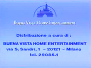 Buena Vista Home Entertainment Logo 1989 f