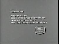 Cbs television-1962 gunsmoke
