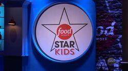 Food Network Star Kids Circle Logo