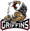 Grand Rapids Griffins logo (introduced 2015)