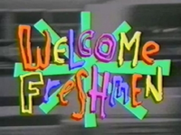 Welcomefreshmen