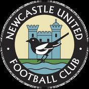 Newcastle United FC logo (1976-1983)