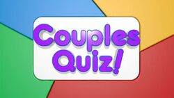 Couples Quiz!