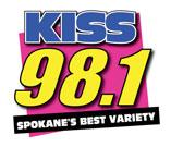 Kiss 98.1 Spokane