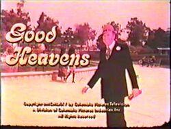 Good Heavens Logo