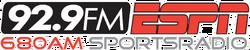 ESPN 92.9 FM 680 AM