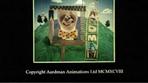 Aardman End Card Humdrum 1998