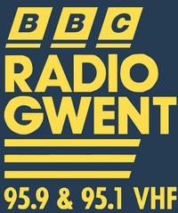 BBC R Gwent 1990