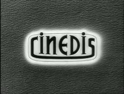 Cinedis 1953 Logo