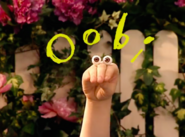 Noggin Nick Jr Oobi - On-Screen Logo 2