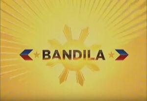 Bandila 2016 logo