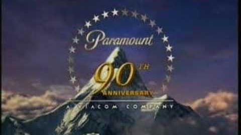 "Paramount ""Network"" Television (2002) ""90th Anniversary"" Logo"