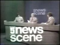 WAGA News Scene 1975...