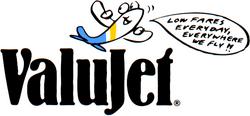 ValuJet logo