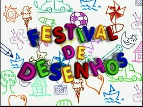 Festival de Desenhos promos 2001