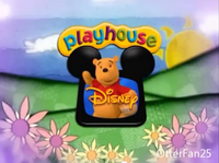 Playhouse Disney Channel Original 1997 2002