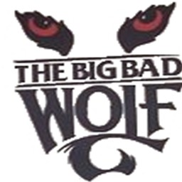 Big Bad Wolf (Busch Garden Willamsburg) ride logo