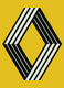 Renault logo 1972