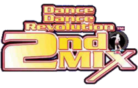 DDR 2nd Mix Logo