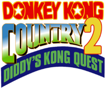 Donkey Kong Country 2 Diddy Kong Quest