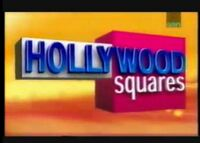 Hollywood Squares Logo 2001