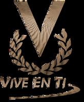 Logo de venevision - vive en ti 2001-2005 - tierra