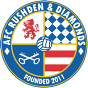 AFC Rushden and Diamonds logo