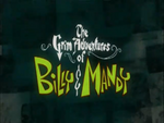 Thegrimadventuresofbilly&mandy