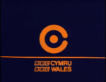 BBC 1 Wales early 1970s