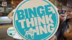 Binge Thinking Alt Logo