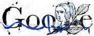 Google Annette von Droste-Hülshoff's 217th Birthday
