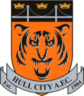 Hull City AFC logo (1998-2001)