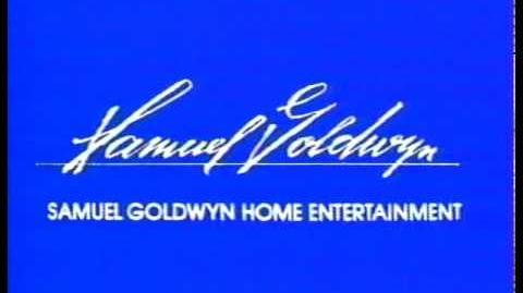 Samuel Goldwyn Home Entertainment (Video)